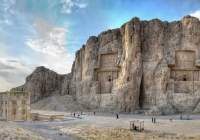New inscription found in ancient Naqsh-e Rustam site