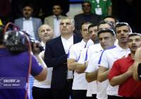Coach says Iran played differently against Australia in basketball World Cup qualifier