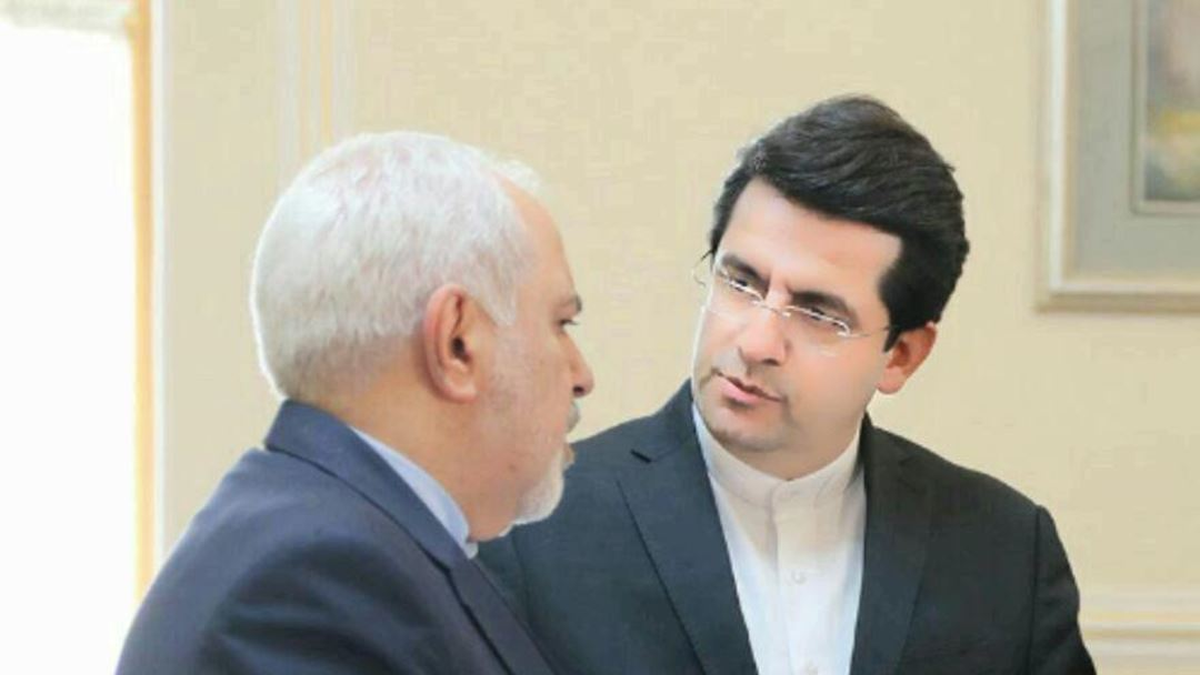 Abbas Mousavi named Iran's new Foreign Ministry spokesman