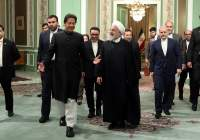 Meeting of Iranian and Pakistani delegations