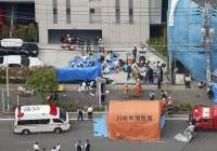Thirteen schoolgirls among those wounded in Japan stabbing