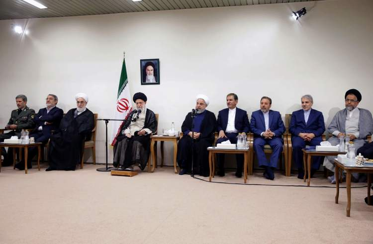 We chose right path in reducing commitments: Rouhani