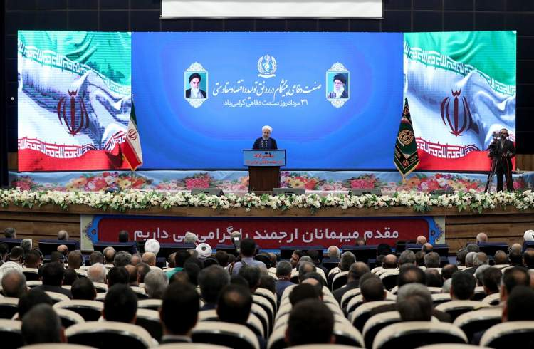 US not successful in any regional plan: President Rouhani