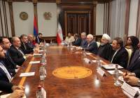 Deepening ties with neighbours, esp. Armenia, Iran's top foreign policy priority