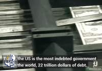 The U.S., the most indebted government in the world